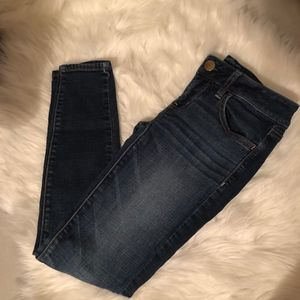American Eagle Outfitters Jeans - AMERICAN EAGLE LEGGING JEANS SIZE 0
